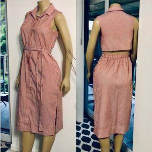 🦋 NWOT Mossimo Midi Dress